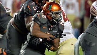Duke Johnson vs Florida State (2014)