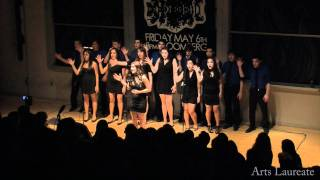 Cosmic Love (Florence and the Machine) - ICCA Set - JHU Octopodes - 2011 Spring Concert