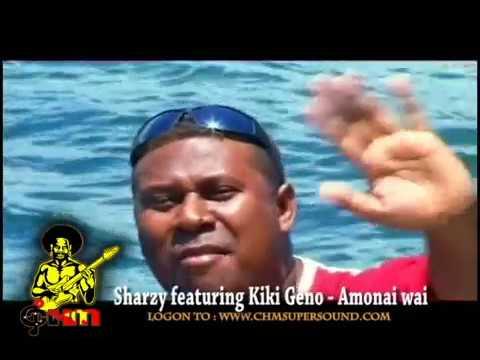 Sharzy feat Kiki Geno - Amonai wai