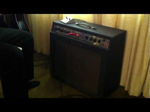 '66 Ampeg Gemini 1 Amplifier & LSL T-Bone (Telecaster) Electric Guitar (2nd take)