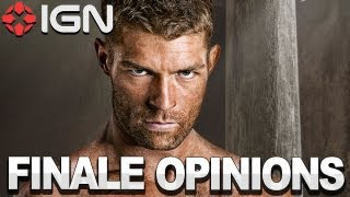 Spartacus: Vengeance - Finale Discussion