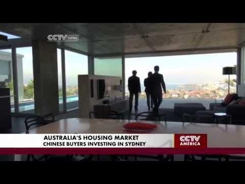Chinese Buyers Invest in Australian Properties