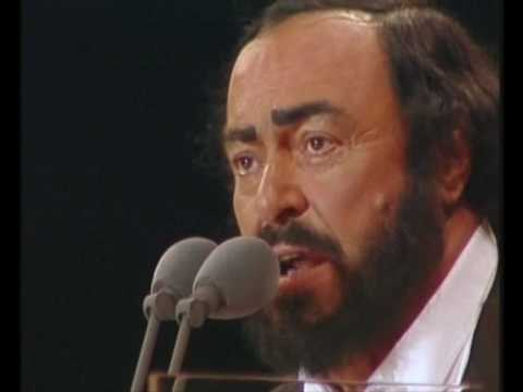 "Pavarotti ""nessun dorma"""