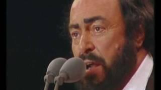 "Luciano Pavarotti Video - Pavarotti ""nessun dorma"""