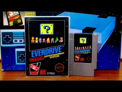 Everdrive N8 Flashcart for the Nintendo Entertainment System