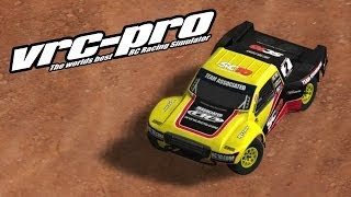 VRC PRO - Short Course truck testing
