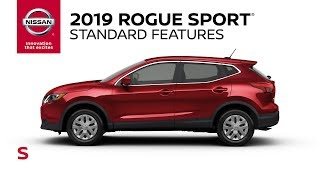 2019 Nissan Rogue Sport S | Model Review