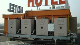 Utenza alberghiera: i vantaggi della pompa di calore ad assorbimento