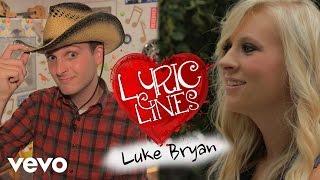 Luke Bryan Lyrics Pick Up Girls? #VEVOLyricLines (Ep. 15)