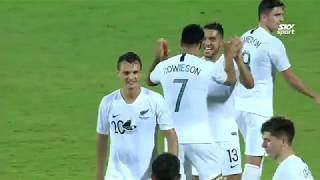 The Intercontinental Cup - All Whites v India Match Highlights