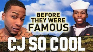 CJ SO COOL - Before They Were Famous - YouTuber Interview