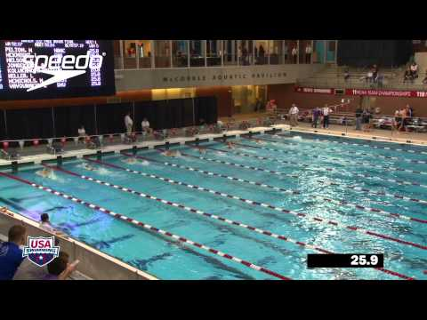 Women's 100m Freestyle C Final - 2012 Columbus Grand Prix