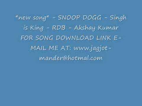 Singh is king !!! Akshay Kumar RBD Snoop Dogg