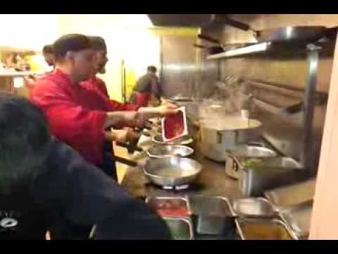 Indian Takeaway Curry Porn. video