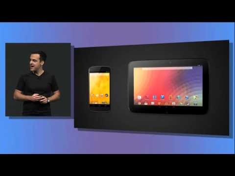 Google Play Developer Services Officially Launched at Google I/O 2013