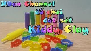 Đồ chơi đất sét - Kiddy Clay