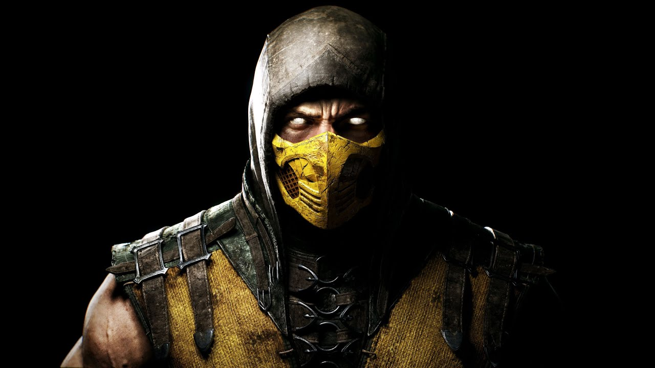 Scorpion mk Drawings Mortal Kombat x Scorpion