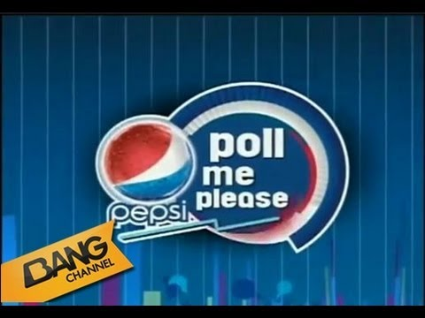 130605 BANGCHANNEL Pepsi Poll Me Please คู่จิ้นสุดฟิน : PS3 - แบงค์กานต์ และน้องบูอิก