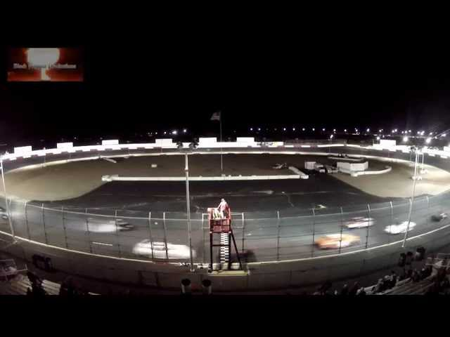 Racing Highlights From Tucson Speedway May 4th 2013