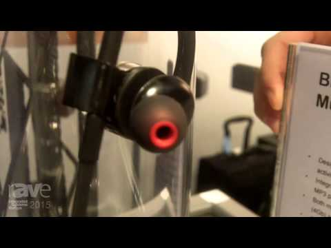 ISE 2015: Mavin Shows the Bluetooth 4.0 MultiFunction In-Earphone
