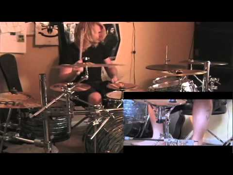 DevilDriver - Not All Who Wander Are Lost DRUM COVER