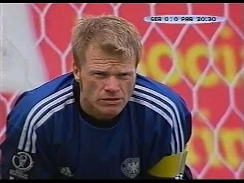 Kahn gegen Paraguay | WM 2002