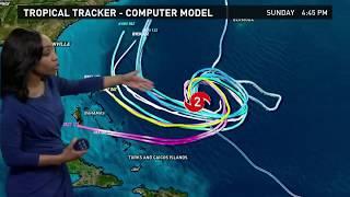 Update on Hurricane Jose Plus Wind Shear Explained