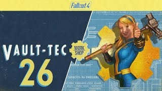 FALLOUT 4 (Vault-Tec Workshop) #26 : Should I take some drugs for this?