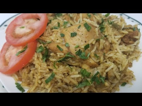 Chicken Biryani - Episode 634
