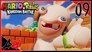 Mario + Rabbids Kingdom Battle - Ep9 - Heal This