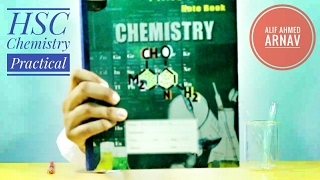 HSC Chemistry practical class