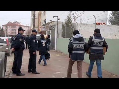 Two senior al Qaeda suspects detained in Turkey