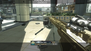 TRICKSHOTTING ON EVERY CALL OF DUTY! (LADDER BOUNCE SPECIAL!)