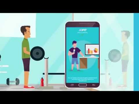 JEFIT Workout Tracker, Weight Lifting, Gym Planner APK Cover