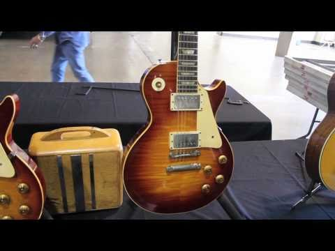 Original Vintage Gibson Les Paul 1958 & 1959 / Arlington Guitar Show / Vintage&RareTV