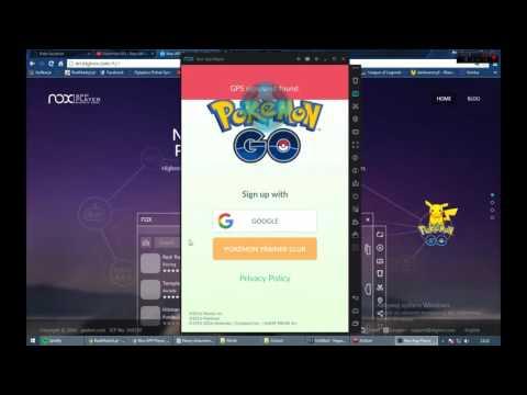 Pokemon GO - Jak Grać Na PC? Nox
