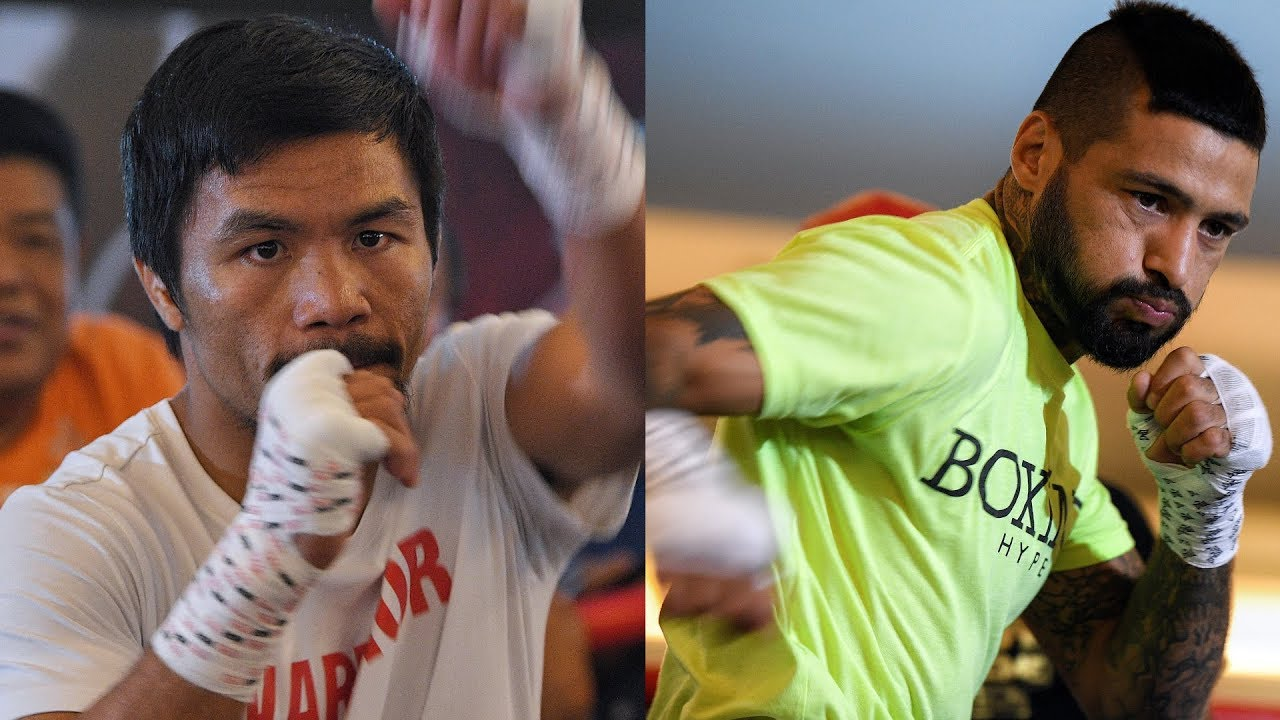 Momentum builds ahead of Pacquiao-Matthysse fight