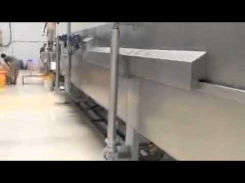 Cassava Chip Processing Line