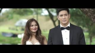 Luis Alandy and Joselle Fernandez Save the Date Video by Nice Print Photography