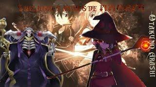 5 Melhores animes de MMORPG