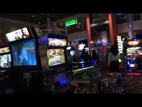 The New Dave & Busters in Braintree, MA (and a walkthrough of the place)