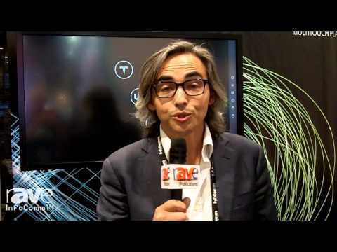 InfoComm 2014: Unedged Talks About Their Multitouch Soltuions
