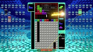 Tetris 99: Quick Look