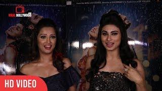 Naagin  Mouni Roy And Adaa Khan At Half Girlfriend Success Party | Viralbollywood