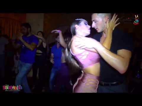 MAYCHEAL & MAYRA BACHATA SOCIAL - LEBANON LATIN FESTIVAL