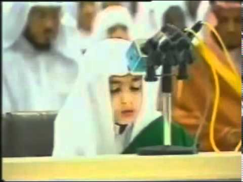 Heart Touching Beautiful And Amazing Quran Recitation By Child.flv video