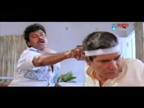 Gharana Mogudu Full Movie Part 0313 - Chiranjeevi Nagma Vani...