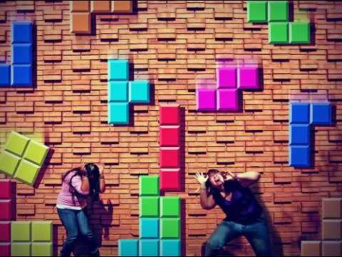 Dj Irene - Tetris Revenge (Jumpstyle Remix) Video