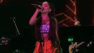 Download Lagu Ariana Grande full 1080p Live at NYC Amazon Prime Unboxing Event 07/11/18 Gratis STAFABAND