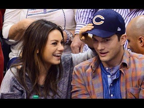 Ashton Kutcher and Mila Kunis Reveal First Baby Photo of Wyatt Isabelle Kutcher.... Maybe
